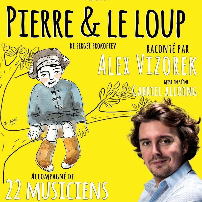 Pierre & le Loup de Sergueï Prokofiev