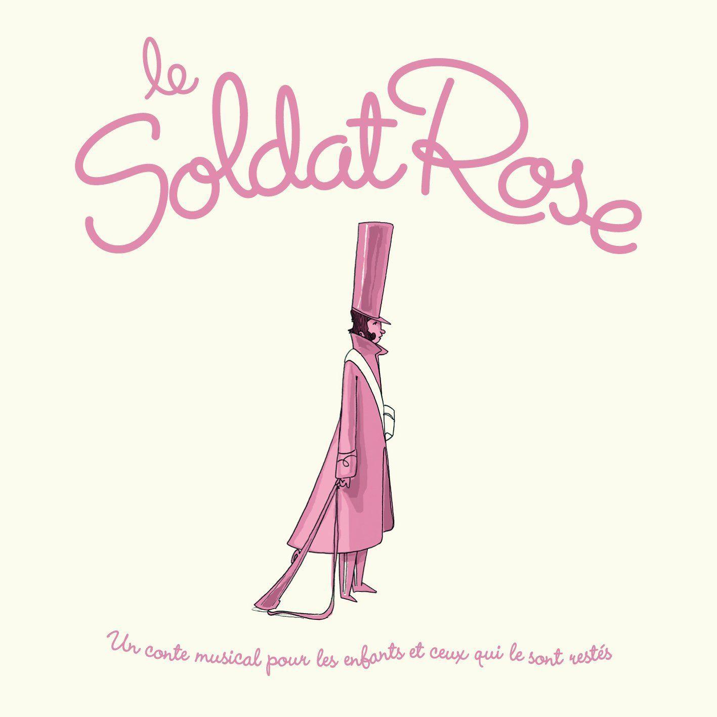 Le Soldat Rose de Louis Chedid