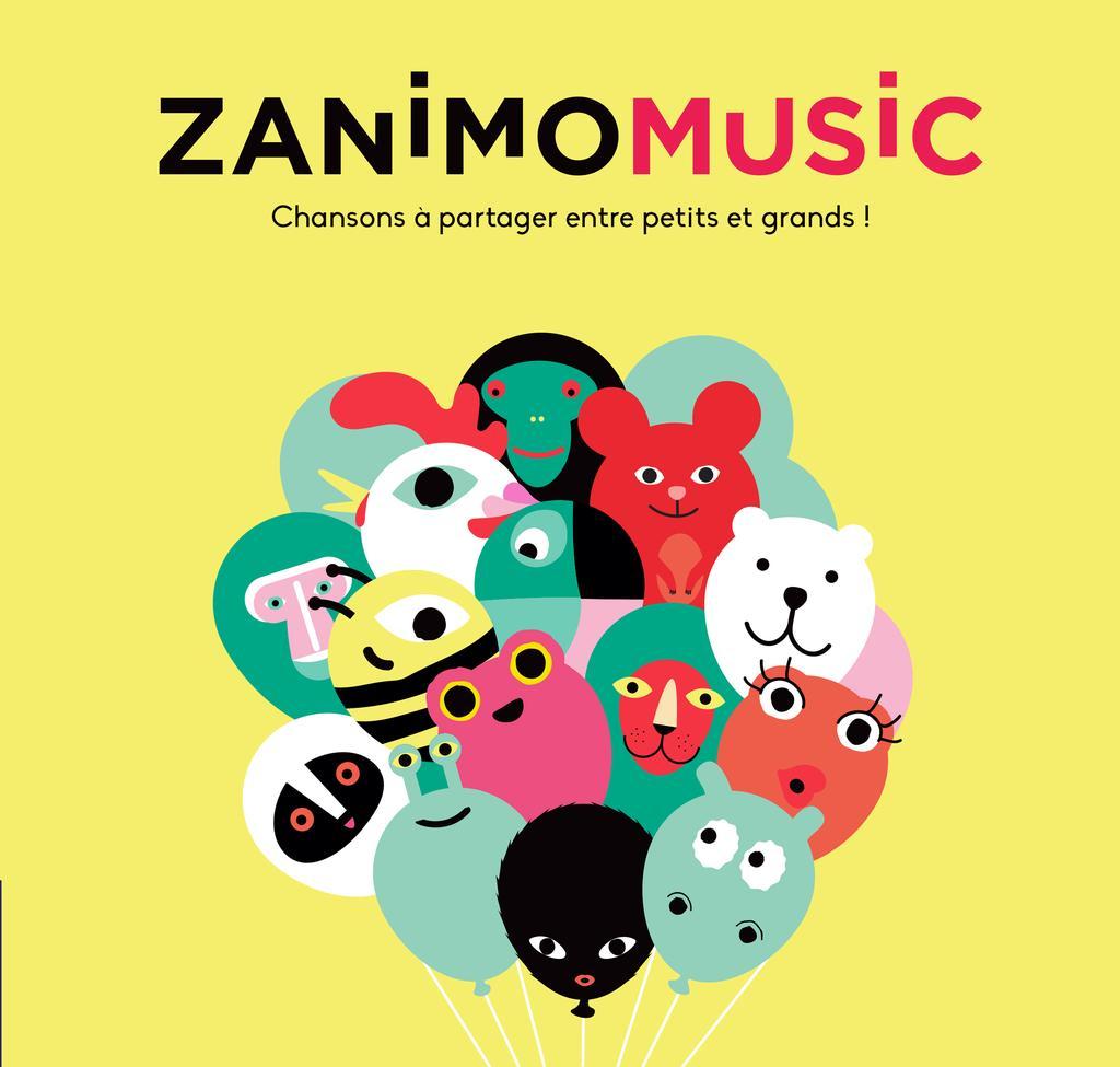 Zanimomusic de Domitille et Amaury <br/>(via Spotify)