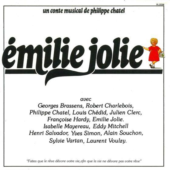 Emilie Jolie de Philippe Chatel